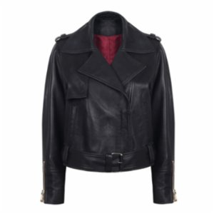 Haze of Monk  Enso Biker Jacket