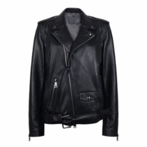 Haze of Monk  Men's Biker Jacket