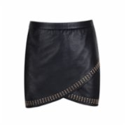 Haze of Monk  Envelope Skirt