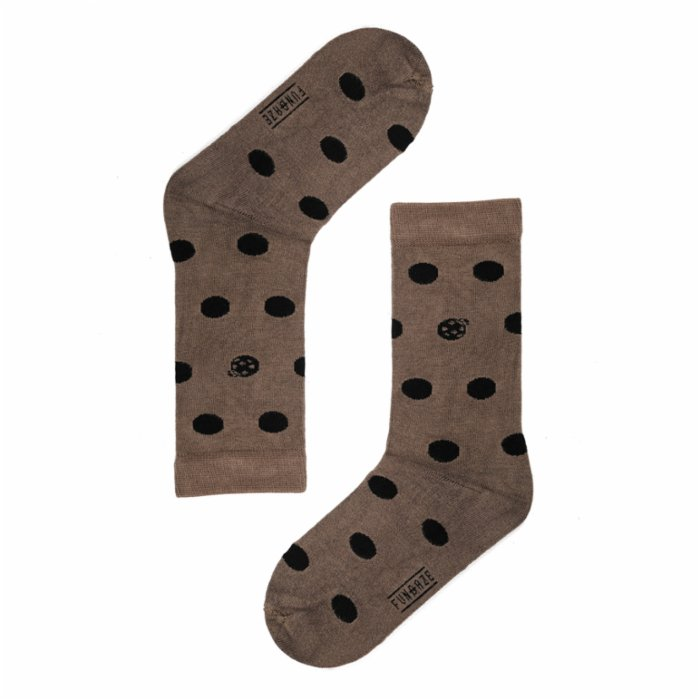 Fundaze Polka Dot - Cookie Socks