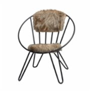 Studio 900 Design  Poltrona 900 Faux Fur Armchair