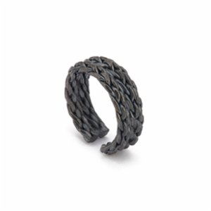 Atolyewolf  Double Chain Ring