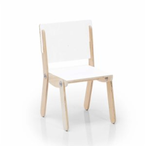 Lil'Gaea  Milky Chair Laminated