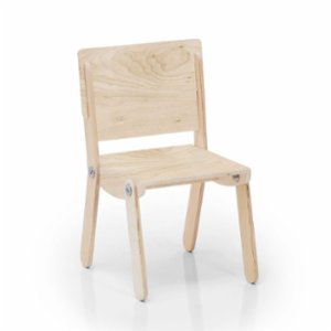 Lil'Gaea  Milky Chair Naturel