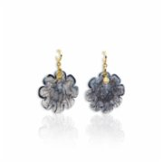 Third  Melange Flower Earrings