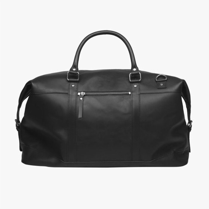 Sandqvist Jordan Leather Weekend Bag