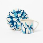 Masuma Ceramics Lapis Turkish Coffee Set