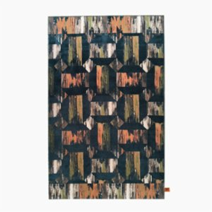 Feyz Contemporary Rugs	  Chrome Rug