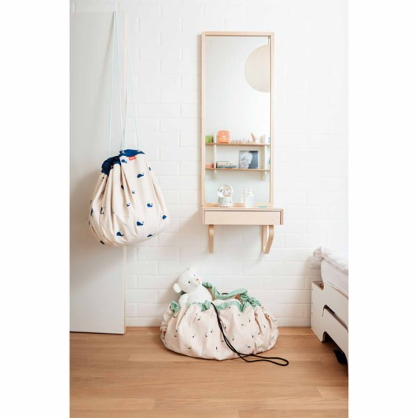 Play & GO	  Whale Toy Storage Bags