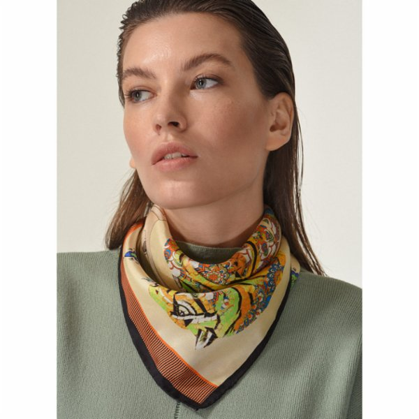 Selin Küçüksöz Hidden Power Mini Scarf