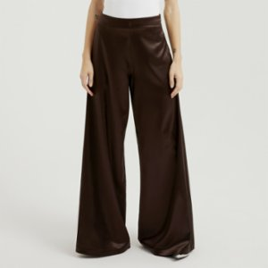 113 Studio  Satin Trousers