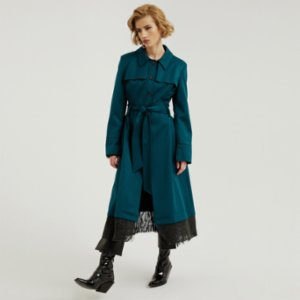 113 Studio  Trench Coat