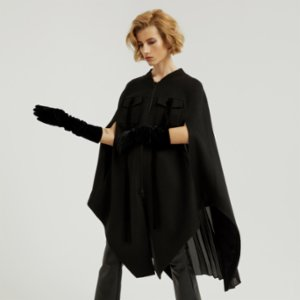 113 Studio  Wool Cape