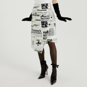 113 Studio  Gazette Skirt