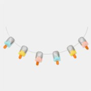 2 Stories  Ice Cream Pastel Garland III