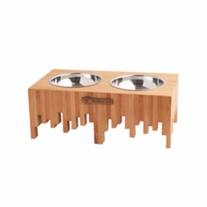 Wood&Tail  Sur Cat/Dog Bowl Stand
