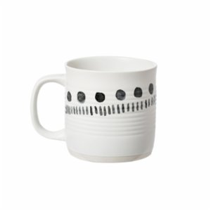 Warm Design	  Ceramic Cup No:I