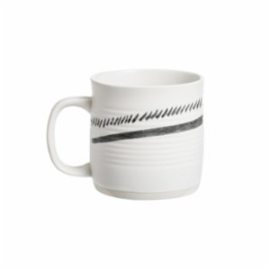 Warm Design	  Ceramic Cup No:IV