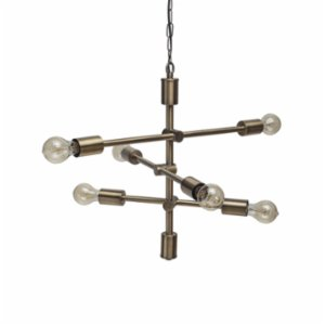 Warm Design	  Metal Hanging Pendant Lamp