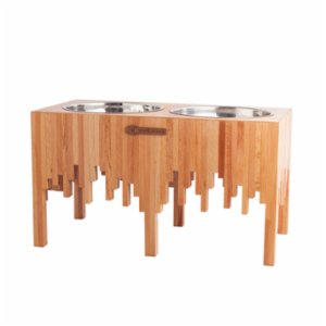 Wood&Tail  Sur Dog Bowl Stand