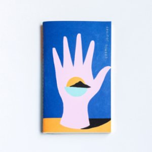 Paper Street Co.  Cosmic Journey I - The Hand Notebook
