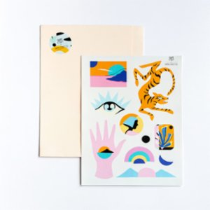 Paper Street Co.  Cosmic Journey Sticker Set