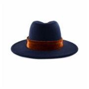 Michrame  Panama Sunset Blue Unisex Hat