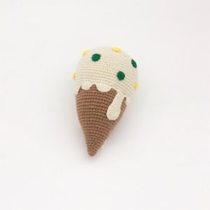 Happy Folks  Ice - Cream Cone Sleeping Toy