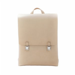 Sakin Leather	  Vejital Leather Organic Backpack