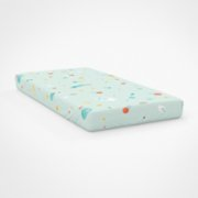 Happy Folks  Lost in Space  Single Fitted Sheet