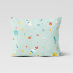 Happy Folks  Lost in Space Pillowcase