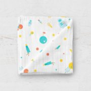 Happy Folks  Lost in Space Organic Swaddle