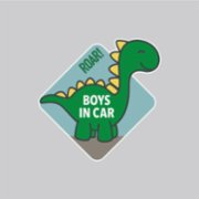 Baluna  Boys in Car Sticker