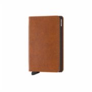 Secrid  Slimwallet Original Cognac Brown Wallet