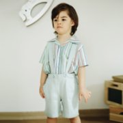 miniscule by ebrar   Suntosun Shirt and Shorts Set