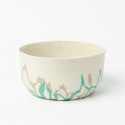 Masuma Ceramics  Ash & Rose Bowl