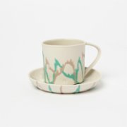 Masuma Ceramics  Ash & Rose Turkish Coffee Set
