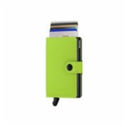 Secrid  Miniwallet Yard Lime Wallet