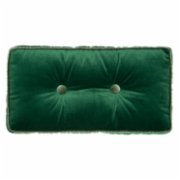 Alpaq Studio  Button Detailed Velvet Cushion