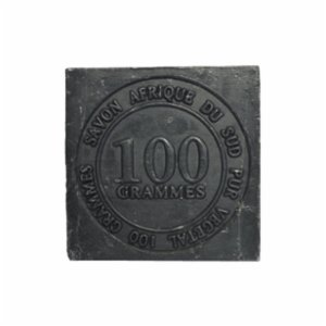 Africology  Charcoal Soap
