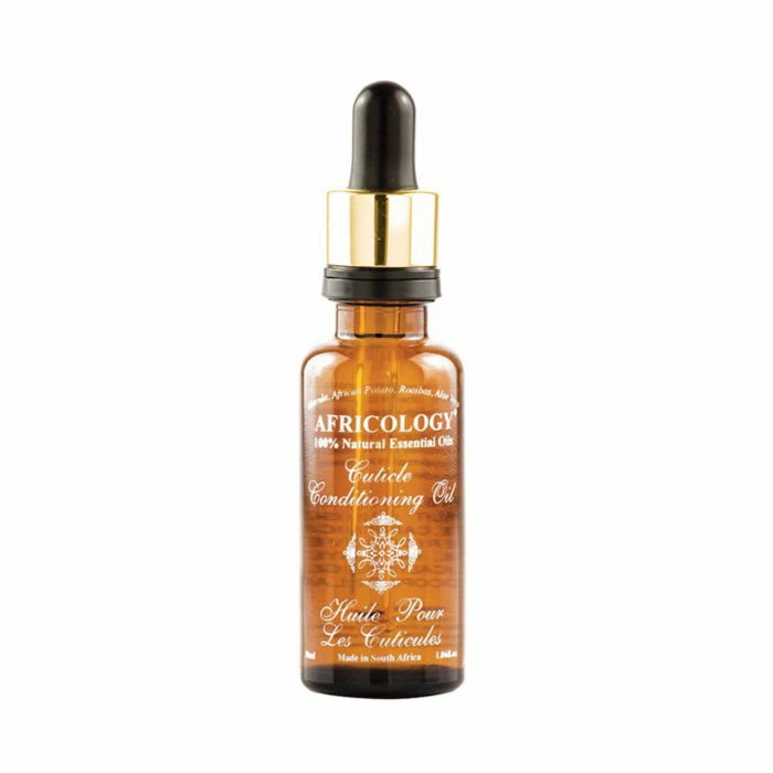 Africology Cuticle Conditioning Oil