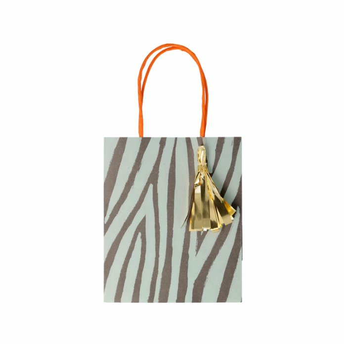 Meri Meri Safari Animal Print Party Bags