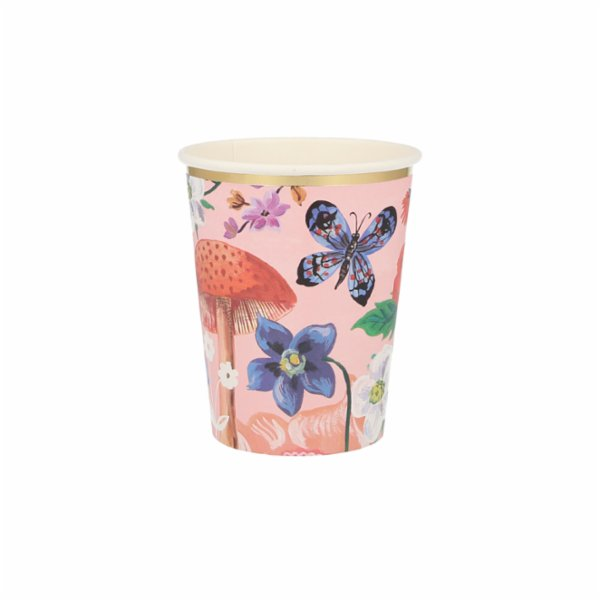 Meri Meri Nathalie Lete Flora Party Cups