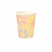 Meri Meri  Psychedelic 60s Party Cups