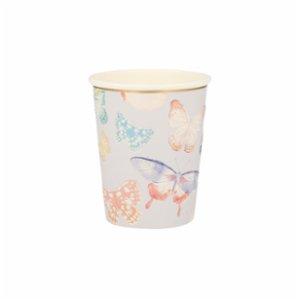 Meri Meri  Butterfly Party Paper Cups
