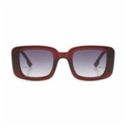 Komono  Avery Burgundy Women's Sunglasses
