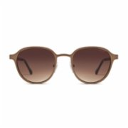 Komono  Levi Pale Copper Unisex Sunglasses