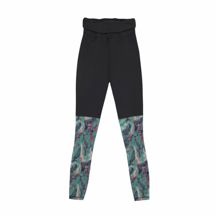 Mey Active Line Green Theraphy High Waist Leggings