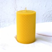 Aurora Craft  Beeswax Candle