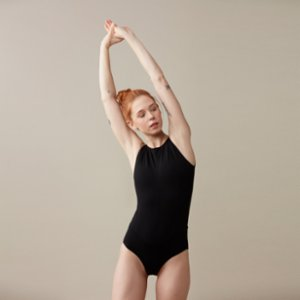 Lando Studio	  Sleeveless Bodysuit